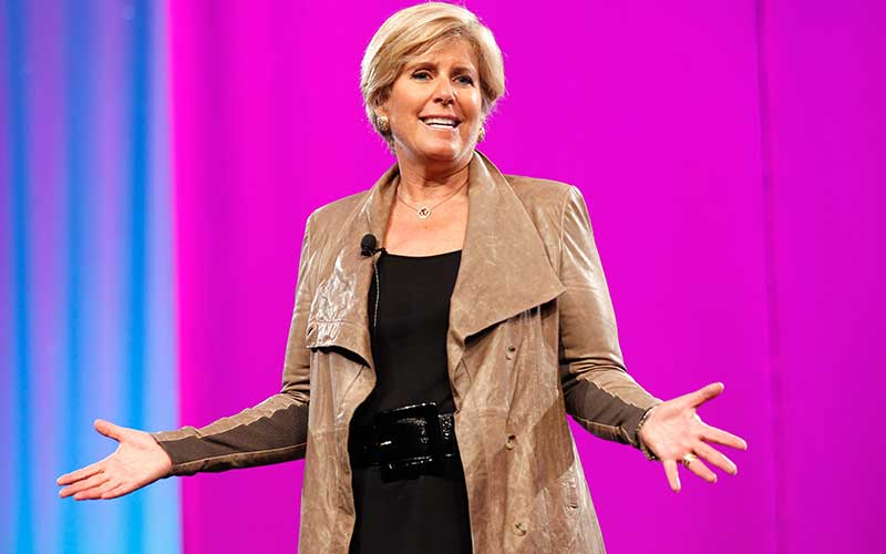 Suze Orman: 5 worst things to do with stimulus checks.