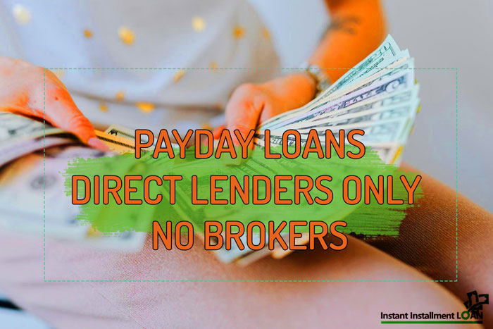 ✅ BEST DIRECT LENDERS ONLY NO BROKERS